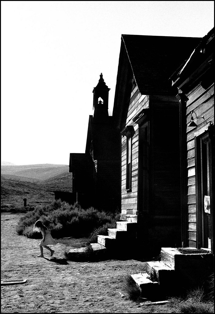 'Bodie Angel' Bodie, California 2011